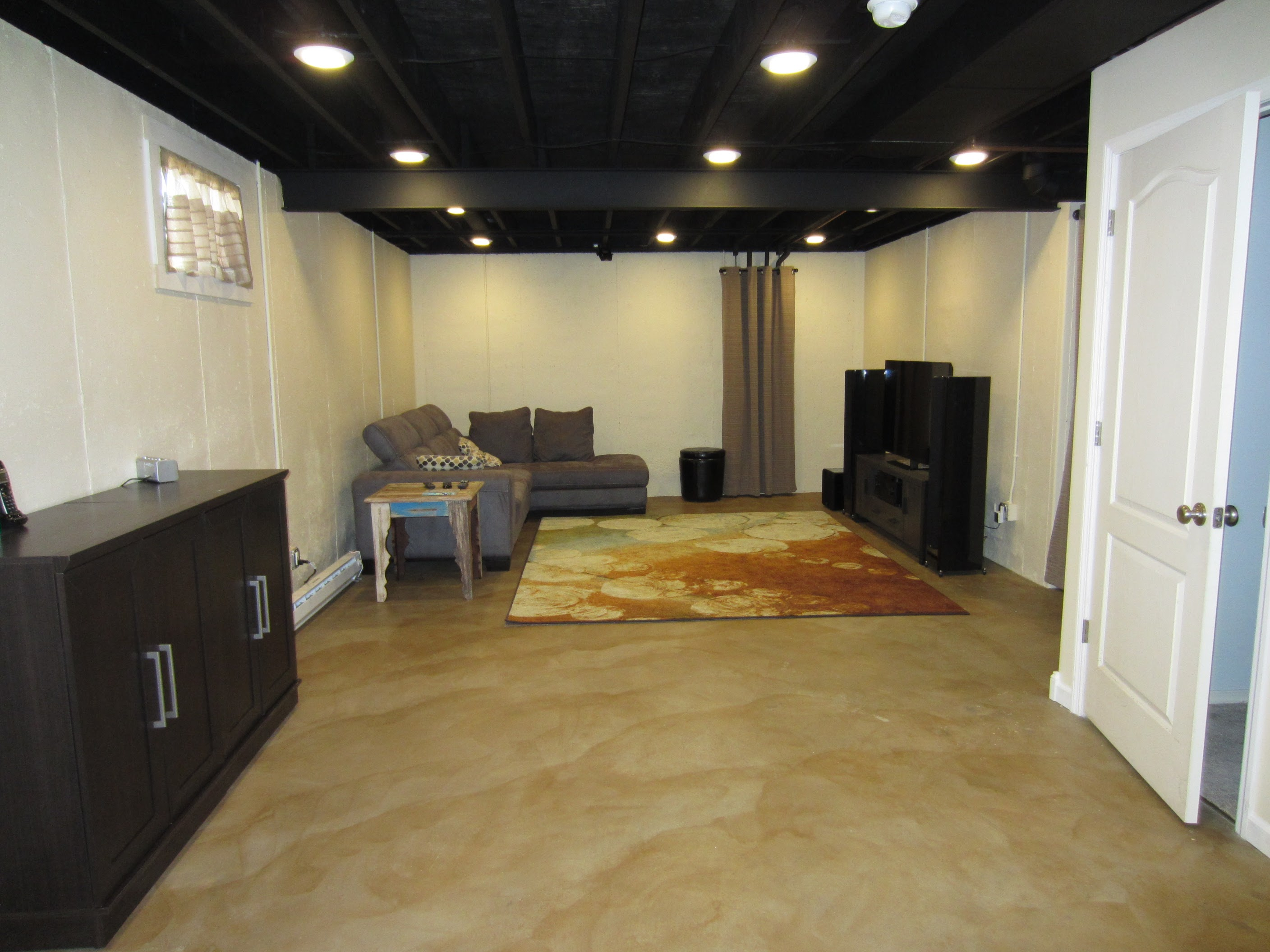 Building Basement Potential – JW Painting & Remodeling